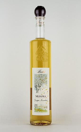 "Berta, ""Monpra"" Grappa di Barbera Barrique, 70cl, MO"